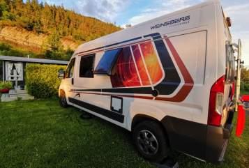 Wohnmobil mieten in Dortmund von privat | Weinsberg Carabus Fire
