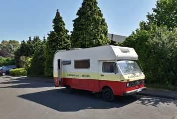 Wohnmobil mieten in Sendenhorst von privat | VW LT 28 Erna