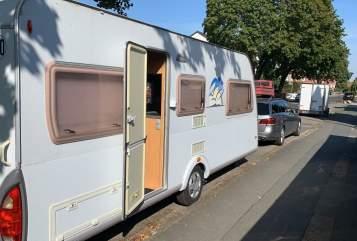 Wohnmobil mieten in Gehrden von privat | Kanus  Südwind