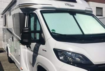 Wohnmobil mieten in Rodgau von privat | Carado Freiheits-Mobil