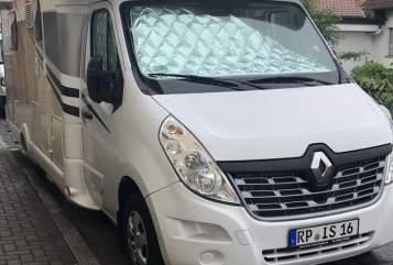 Wohnmobil mieten in Altrip von privat | Renault  Iwo