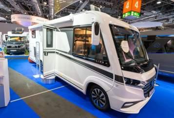Wohnmobil mieten in Bergkirchen von privat | KNAUS  Moritz