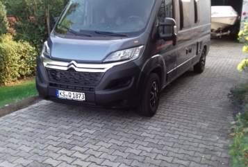 Wohnmobil mieten in Hofgeismar von privat | Pössl Globecar