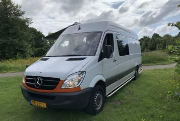 Wohnmobil mieten in Cruquius von privat | Mercedes Benz MB Sprinter 316