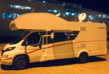 Wohnmobil mieten in Unterhaching von privat | Sunlight WoMo