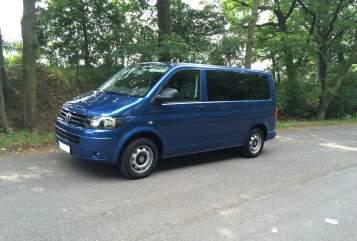 Wohnmobil mieten in Leipzig von privat | VW Bulli Campa