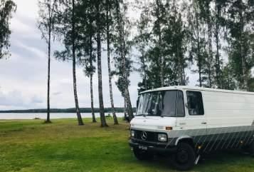 Wohnmobil mieten in Stokkum von privat | Mercedes-Benz  Mercedes camper