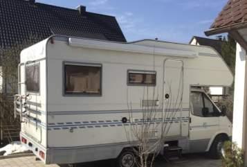Wohnmobil mieten in München von privat | Ford Transit Fert