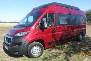 Wohnmobil mieten in Wiedemar von privat | Knaus Reise-Spatz