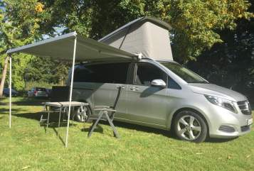 Wohnmobil mieten in Wesseling von privat   Mercedes Marco Polo