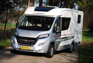 Wohnmobil mieten in Nijverdal von privat | Adria Happy