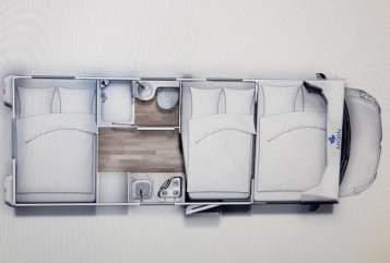 Wohnmobil mieten in Uedem von privat | Ahorn Traumauto