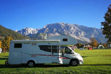 Wohnmobil mieten in Bargteheide von privat | Sunlight Sunlight A70