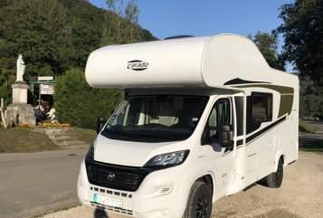 Wohnmobil mieten in Kornwestheim von privat | Carado Carado A361
