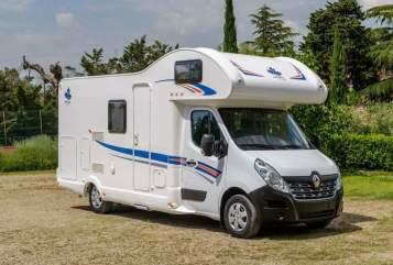 Wohnmobil mieten in Gera von privat | Ahorn Rudi