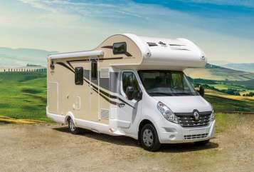 Wohnmobil mieten in Gera von privat | Ahorn Jupp