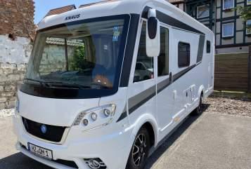 Wohnmobil mieten in Halberstadt von privat | Knaus Queen Mary 1