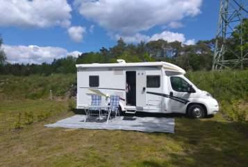 Wohnmobil mieten in Wattenbek von privat | Fiat  Sunny