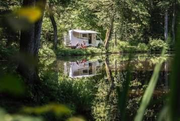 Wohnmobil mieten in Maasbree von privat | Carado  Carado 2-p 2019