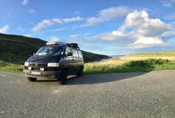 Wohnmobil mieten in Hammoor von privat | VW Herby