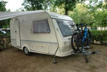 Wohnmobil mieten in Holzhausen an der Haide von privat | Hylander KLEIN & LEICHT