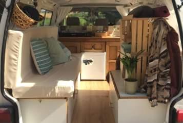 Wohnmobil mieten in Kiel von privat | VW Harry