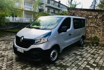 Wohnmobil mieten in Bonn von privat | Renault Womobus