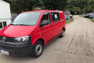 Wohnmobil mieten in Todtnau von privat | VW T5 T5