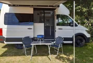 Wohnmobil mieten in Willich von privat | Volkswagen Carlo44