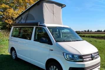Wohnmobil mieten in Karlshuld von privat | Volkswagen T6 Cali Beach