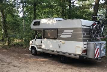 Wohnmobil mieten in Warendorf von privat | Hymer Brummi