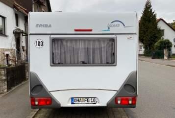 Wohnmobil mieten in Bad Sachsa von privat | ERIBA James