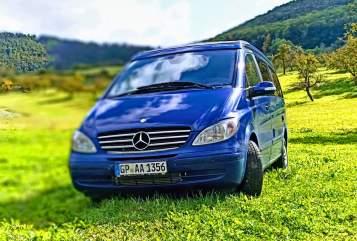 Wohnmobil mieten in Geislingen an der Steige von privat | Mercedes Benz Viano Blue Vital