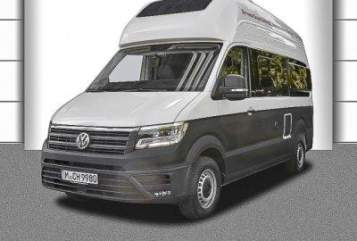 Wohnmobil mieten in Solingen von privat | Volkswagen GrandCalifornia