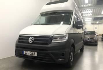 Wohnmobil mieten in Solingen von privat | Volkswagen Hey Camper. neu