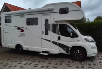Wohnmobil mieten in Porta Westfalica von privat | EURA MOBIL EURA Mobil