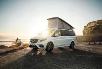 Wohnmobil mieten in Waldkirch von privat | Mercedes-Benz Traveler FR