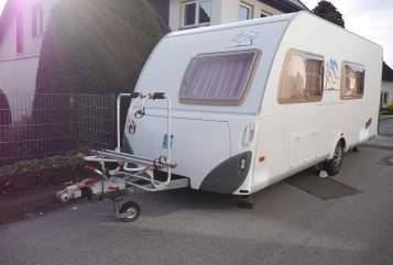 Wohnmobil mieten in Wickede von privat | Knaus Moving Rubby