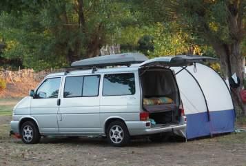 Wohnmobil mieten in Bonn von privat | VW Bruno