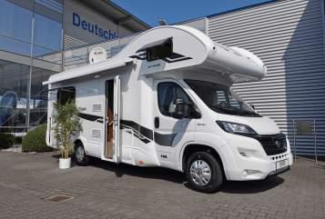 Wohnmobil mieten in Everswinkel von privat | X-GO Dynamic
