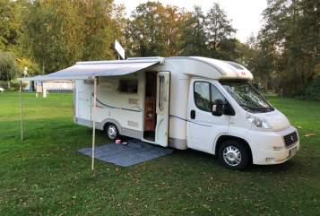 Wohnmobil mieten in Overath von privat | Adria Herr Ribbeck