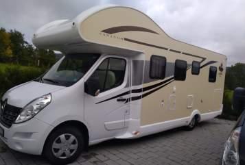 Wohnmobil mieten in Stadlern von privat | Renault Vreni