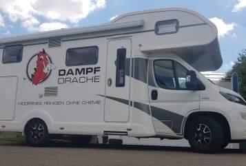 Wohnmobil mieten in Denkendorf von privat | Eura DAMPF DRACHE 17