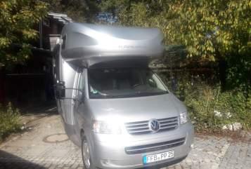 Wohnmobil mieten in Grafrath von privat | vw bus T5 Mein Camper