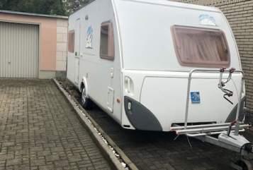 Wohnmobil mieten in Duisburg von privat | Knaus Knausi