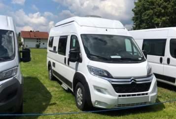 Wohnmobil mieten in Inning am Ammersee von privat | Pössl Neue Pössline