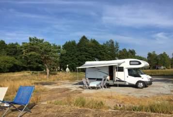 Wohnmobil mieten in Baiersbronn von privat | Hobby  WoMo :-)