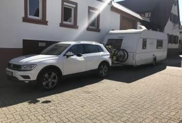 Wohnmobil mieten in Ubstadt-Weiher von privat   Tabbert Günther von WW
