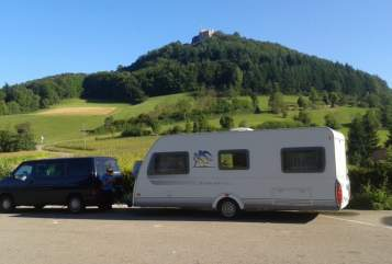 Wohnmobil mieten in Hohen Neuendorf von privat | Knaus der Breite