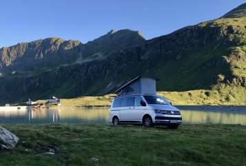 Wohnmobil mieten in München von privat | VW Cali